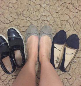 Обувь пакетом 40 размер