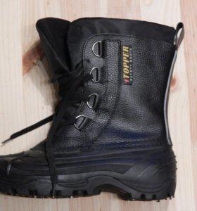 Сверхтеплые ботинки Topper