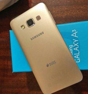 Samsung Galaxy A3 2015.