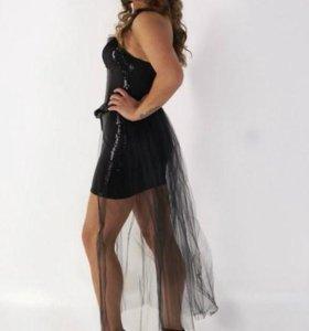 Платье новое пайетки