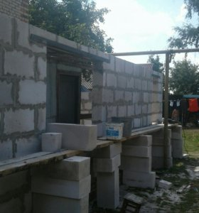 Любые виды строительных и ремонтных работ