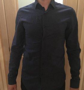 Рубашка мужская Zara размер S