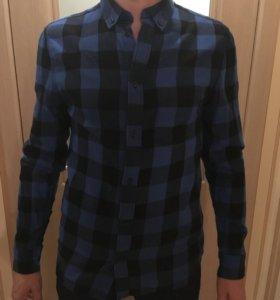 Рубашка мужская H&M размер S