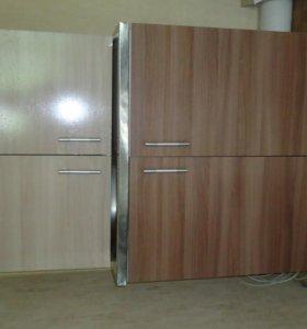 Стол-мойка и шкаф