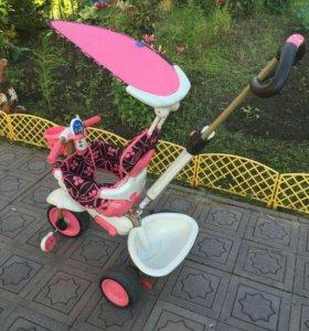 Трехколесный велосипед Smart Trike Dream 3 в 1