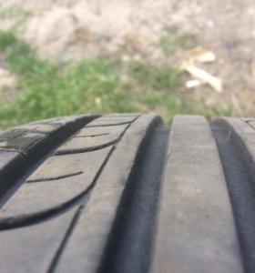 Комплект летних колес из 5 на R17/225/60