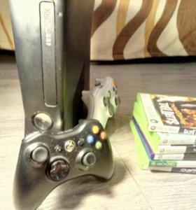 Xbox360+kinekt+16 games