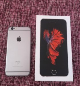 iPhone 6s, 16 gb, space grey