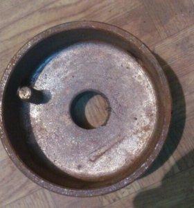 Поводковый токарный патрон