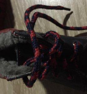 Новые ботинки pt 20 р