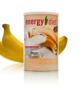 Коктейль для похудения со вкусом банана