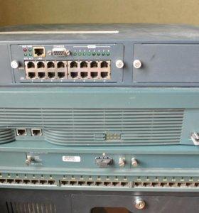 Роутер Cisco 3640