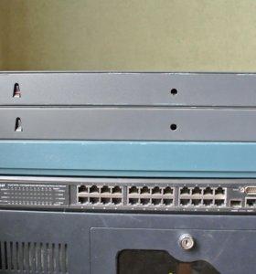 Cisco SRW224P 24-port 10 100 + 2-port Gigabit Switch - WebView PoE