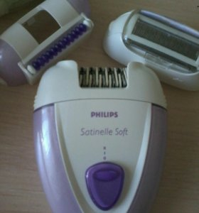 Эпилятор Philips Satinelle Soft