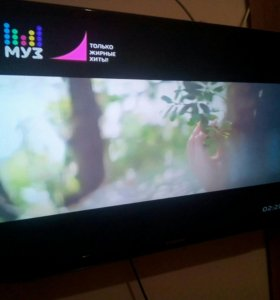 Плазменный телевизор (Samsung)