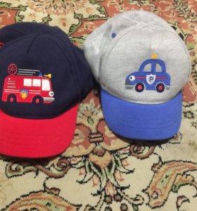 Шапки кепки