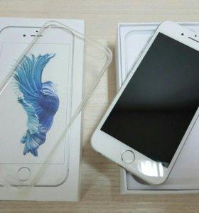 Apple iPhone 6S, Silver, 16Gb (как новый)