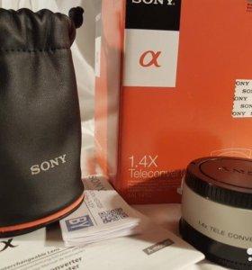 Телеконвертер Sony SAL-14TC
