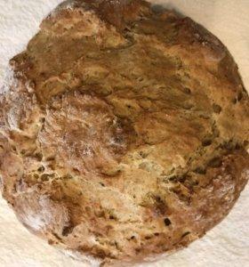 Хлеб домашний, выпечка