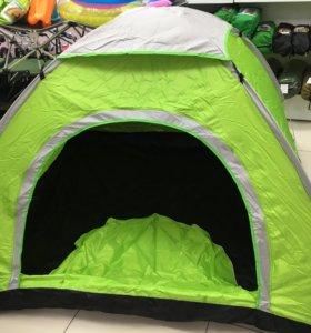 Палатка самосборная