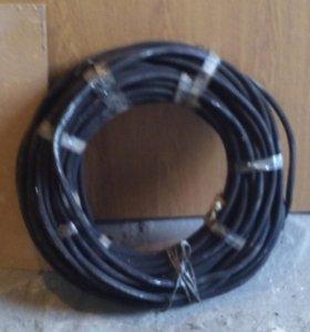 кабель для сварочных аппаратов 25 метров
