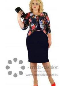 Новое Платье на 58-60