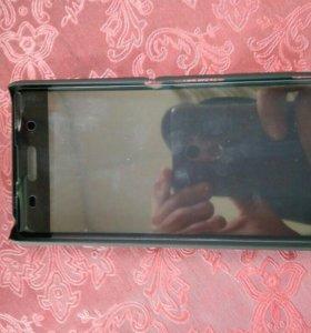 Sony Xperia XA чехол и стекло