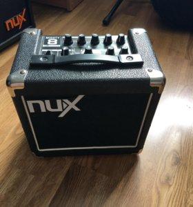 Комбо усилитель для электрогитары NUX Mighty8