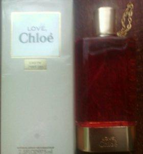 Chloe, love