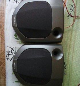 Sony акустические колонки
