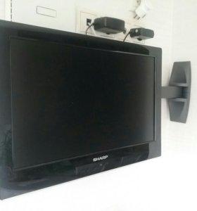 Телевизор SHARP LC-19LE510RU (ЖК 19 дюймов 47см).