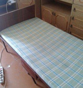 """Складная кровать-тумба """"юлия"""""""