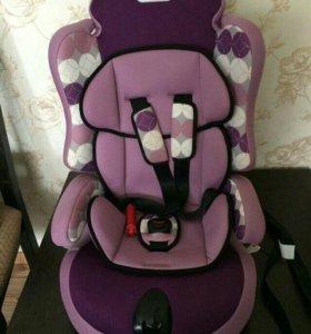 Новое авто кресло, 9-36 кг.
