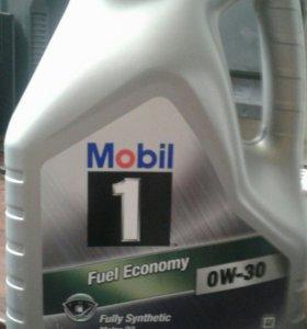 Масло моторное Mobil 1 0w30