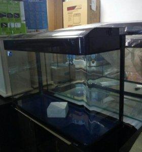 Новые аквариумы с встроенной фильтрацией