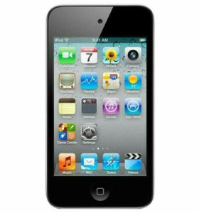 Ipod touch 4 32gb белый