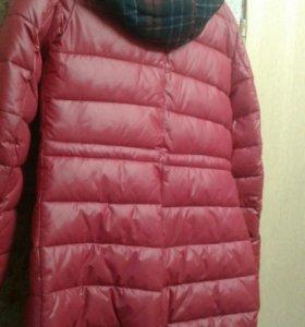 Пуховики зимний 46 размер