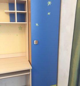Шкаф пенал для вещей