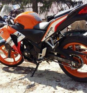 Мотоцикл Honda cbr 250 ra ABS