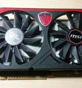 Видеокарта MSI GEFORCE GTX 750TI