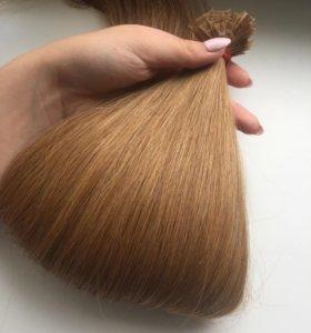 Наращивание волос 65см
