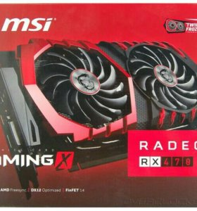 Msi rx470 8gb gaming x