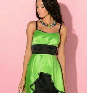 Оригинальное платье на вечеринку