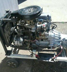 Двигатель Москвич 412.