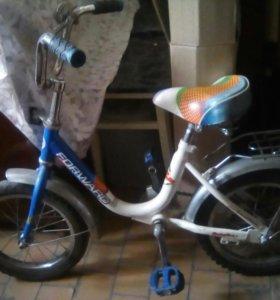 Велосипед с 3 до 6 лет