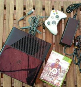 Xbox 360 slim E + fifa 13