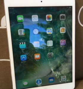 iPad mini 2 64 gb silver