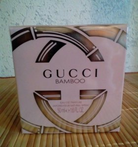 Gucci Bamboo Парфюмерная вода 50мл