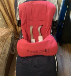 Прогулочная коляска Inglesina +тепл. конверт+сумка