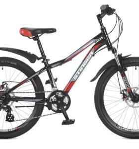 """Велосипед Stinger 24""""Boxxer D 2017"""